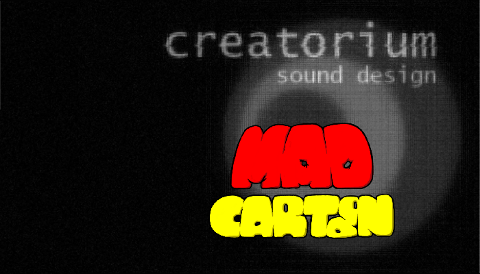 Creatorium soundbanks – Mad Cartoon