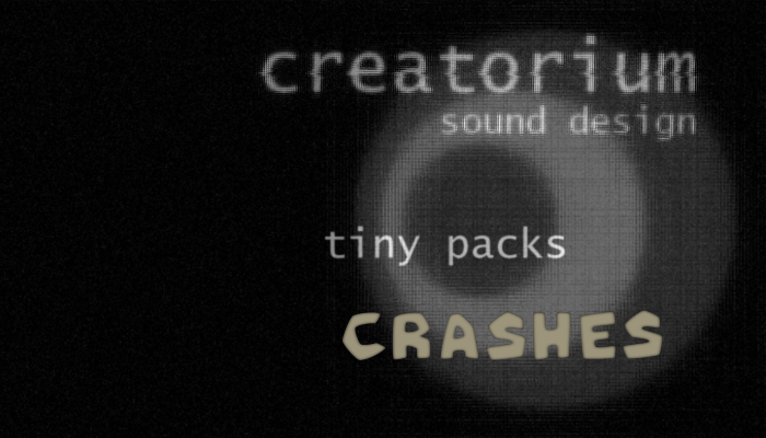 Creatorium tiny packs – Crashes