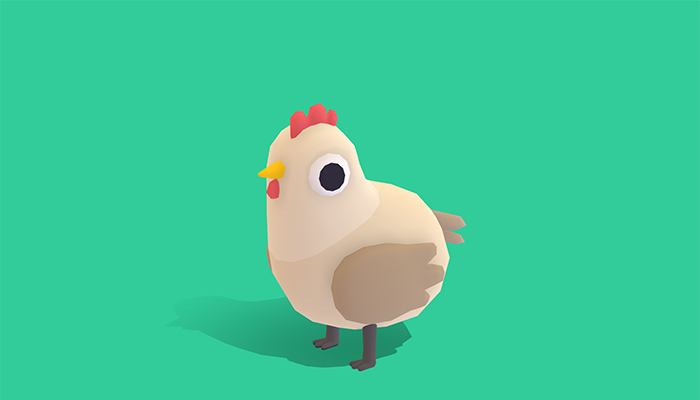 Hannah the Hen – Quirky Series