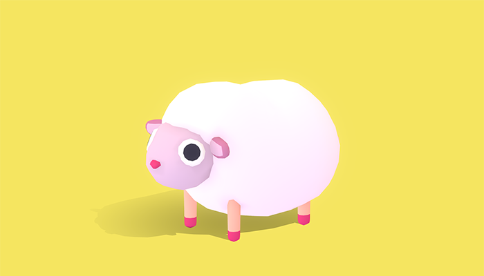 Xue the Sheep – Quirky Series