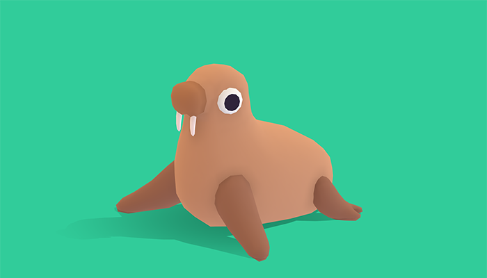 Wreck the Walrus – Quirky Series