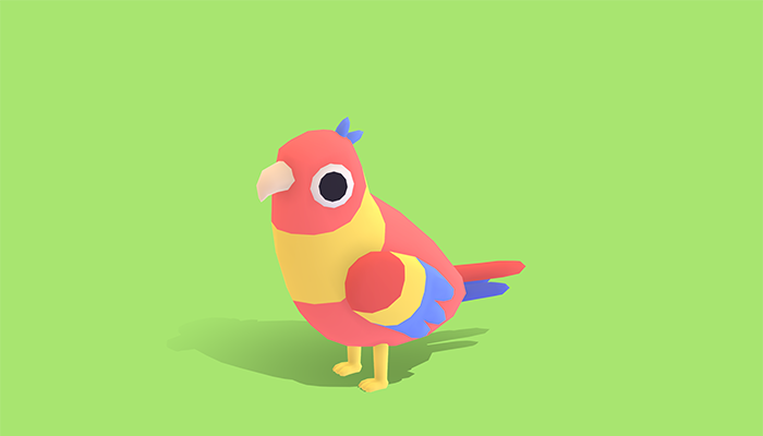 Penny the Parrot – Quirky Series