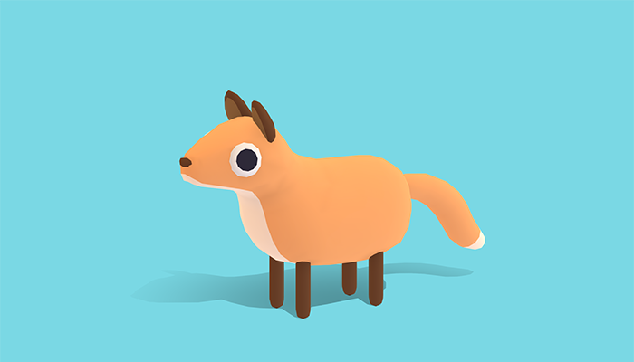 Felix the Fox – Quirky Series