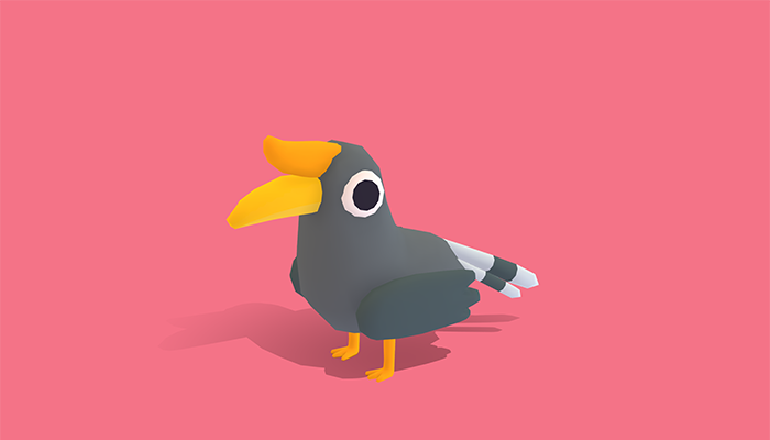Billy the Hornbill – Quirky Series