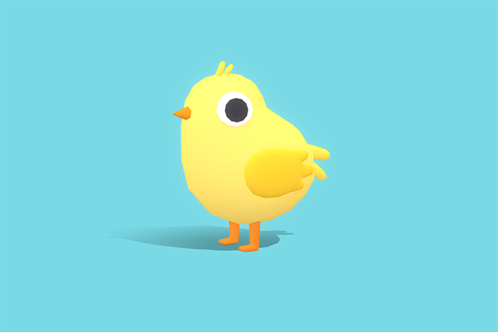 Chip the Chick – Quirky Series