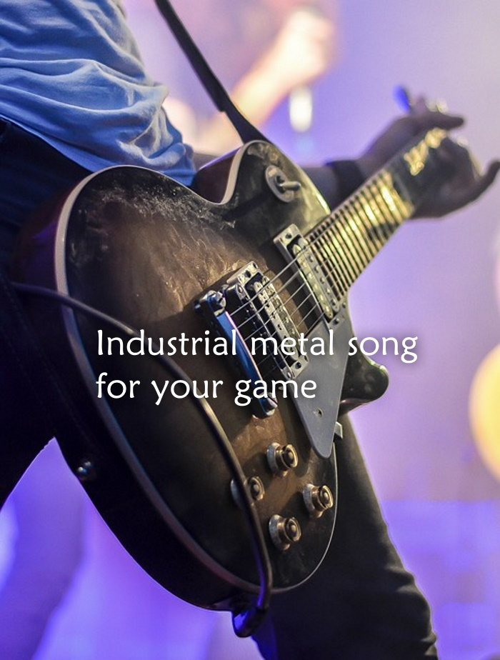industrial metal song