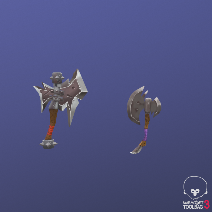 Fantasy Weapons 01
