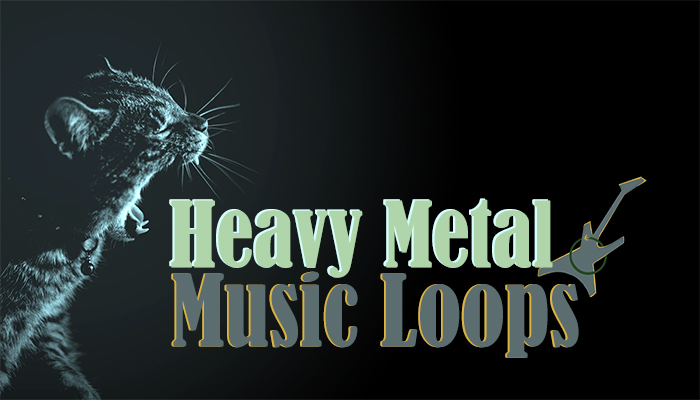 Heavy Metal Music Loops