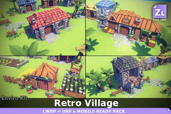 EnviroKit : Retro-Village