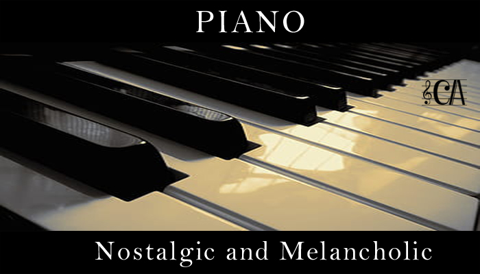PIANO – Nostalgic and Melancholic Pack