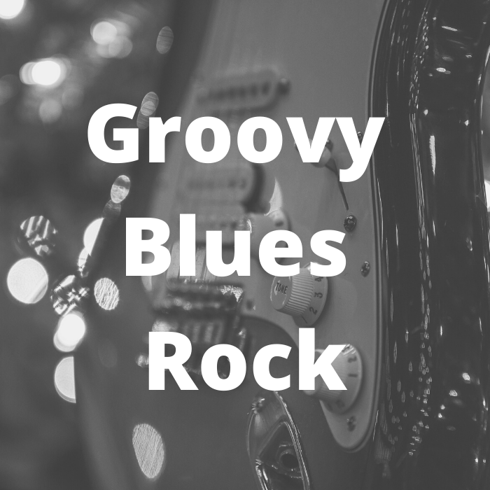 Groovy Blues Rock Song & Loops