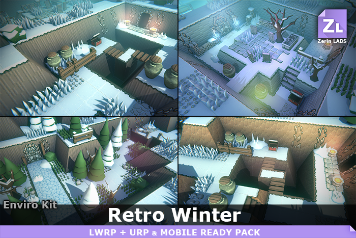 EnviroKit : Retro-Winter