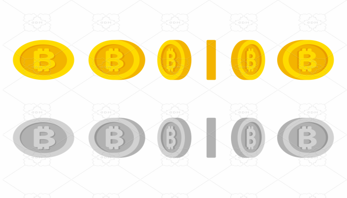 animated coin sprites