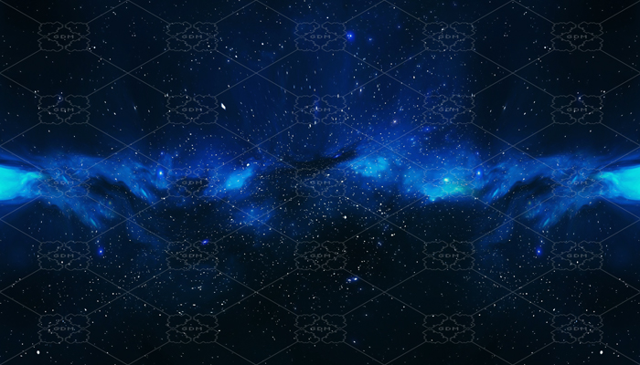 REPEATABLE BACKGROUND FOR SCROLLING – BLUE GALAXY