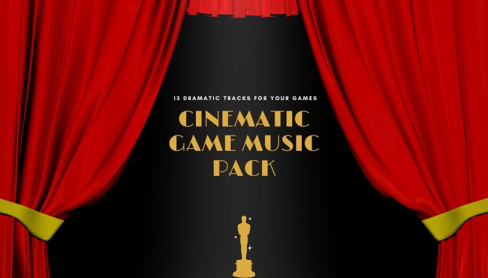 Cinematic Game Music Pack