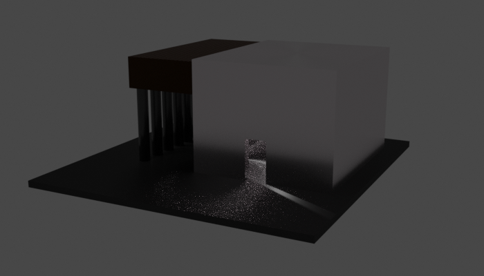 House Model Low poly