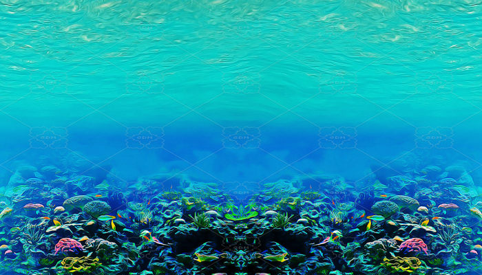 REPEATABLE BACKGROUND FOR SCROLLING – UNDERWATER