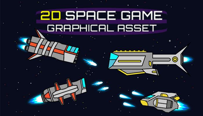 2D Space Game
