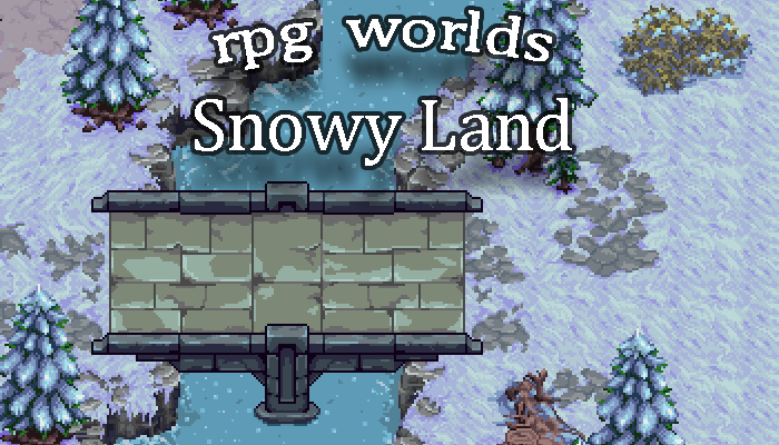 RPG Worlds Snowy Lands