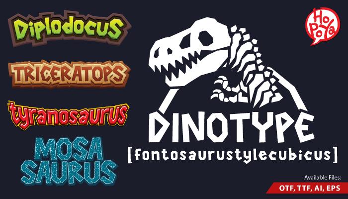 Dinotype