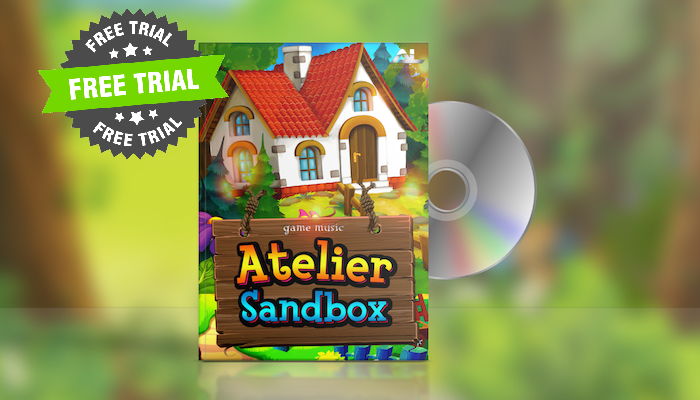 (Free Version) Atelier Sandbox Game Music