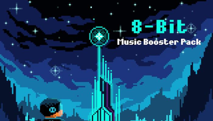 8 Bit Music Booster Pack