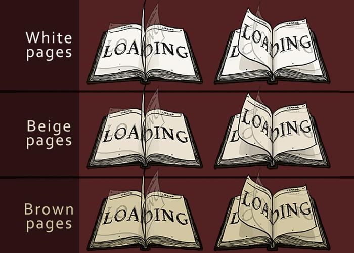 Loading (flip)Book