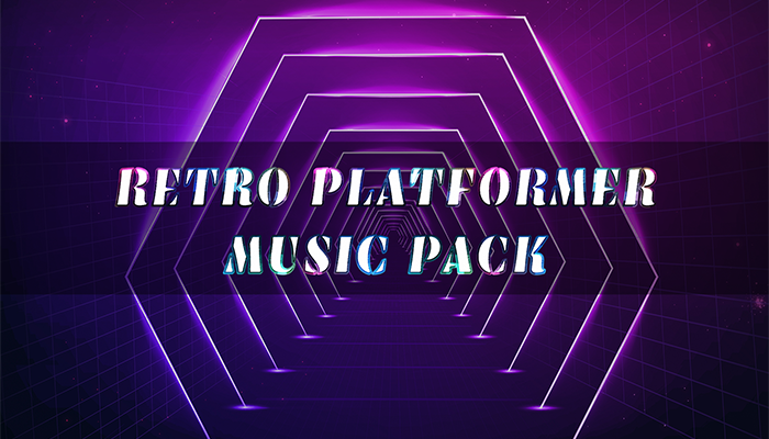 Retro Platformer Music Pack