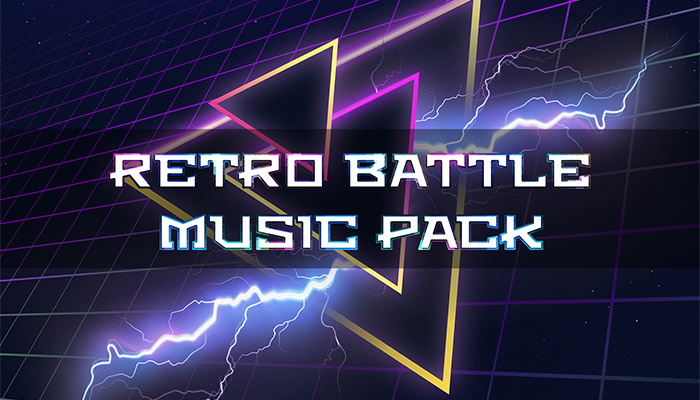 Retro Battle Music Pack