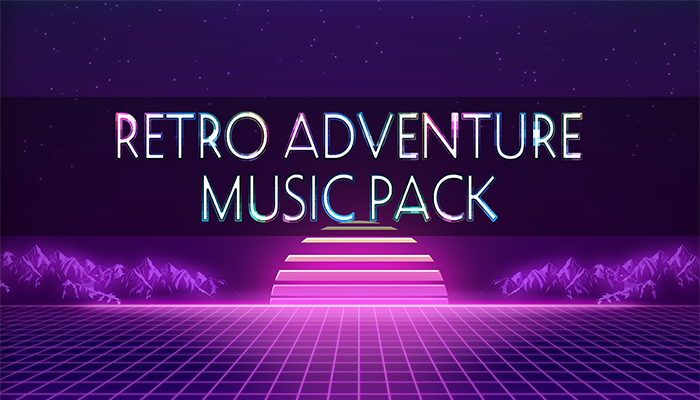 Retro Adventure Music Pack