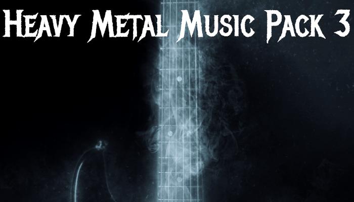 Heavy Metal Music Pack 3