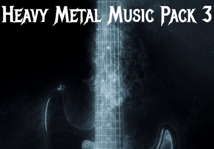 Heavy Metal Music Pack 3