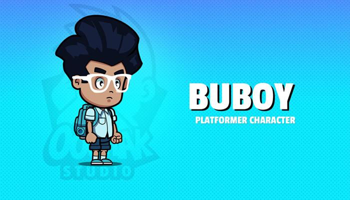 Buboy 2D Asset