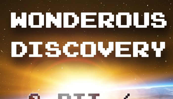 """Wonderous Discovery"" – Chiptune Style"