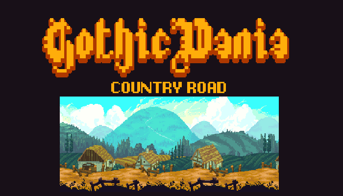 Gothicvania Country Road