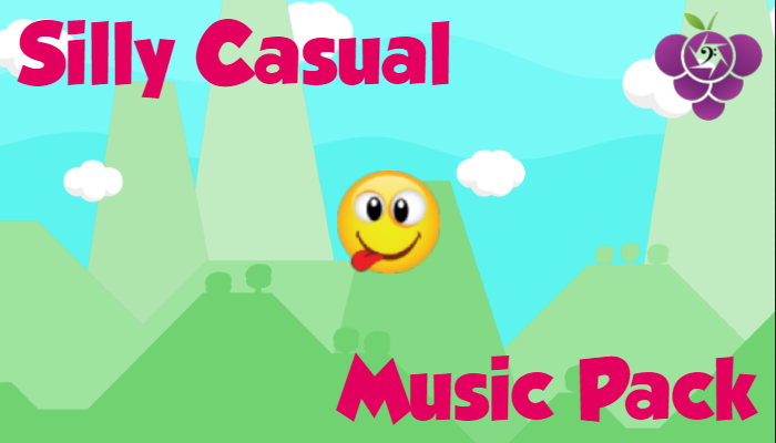 Silly Casual Music Pack