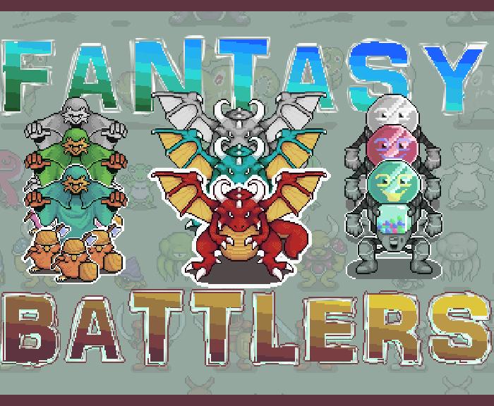 RPG Fantasy Battlers