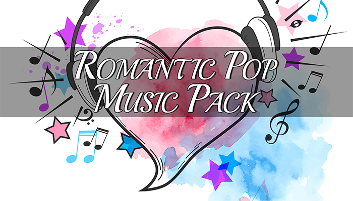 Romantic Pop Music Pack (Visual Novel Music)
