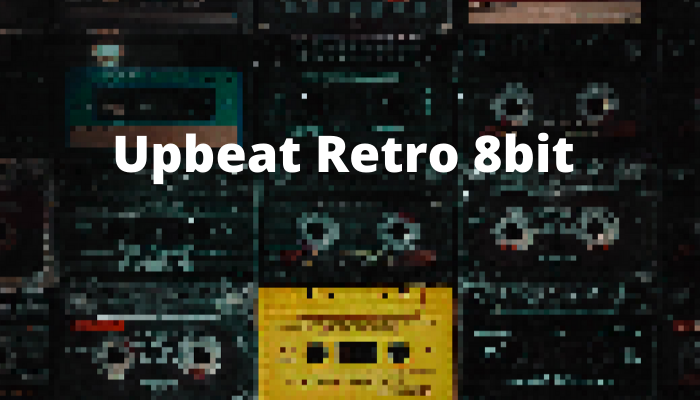 Upbeat Happy Retro 8bit loop