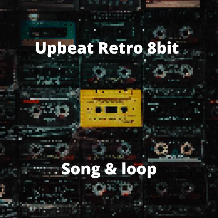 Upbeat Happy Retro 8bit loop