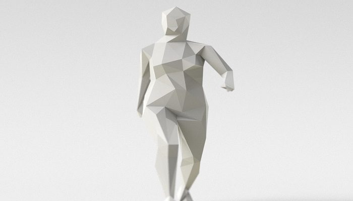 Basic Low Poly Character For Low Poly Projects