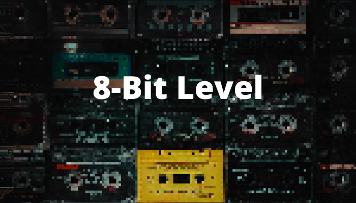 8 Bit Arcade Chiptune Music Song and Loops