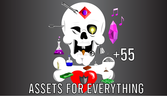 Daily objects and game assets for any type of job!