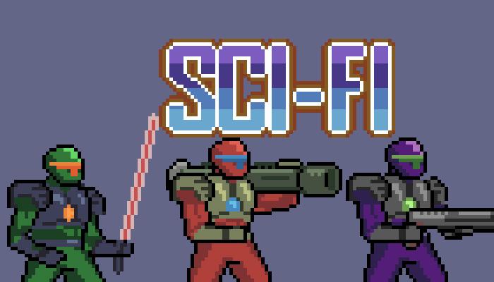 Sci-Fi mobs