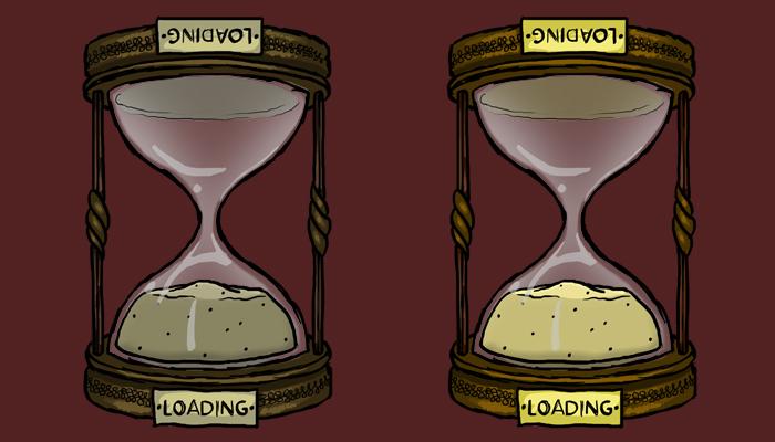 Hourglass Loading