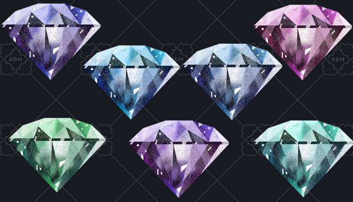 Asset Diamond