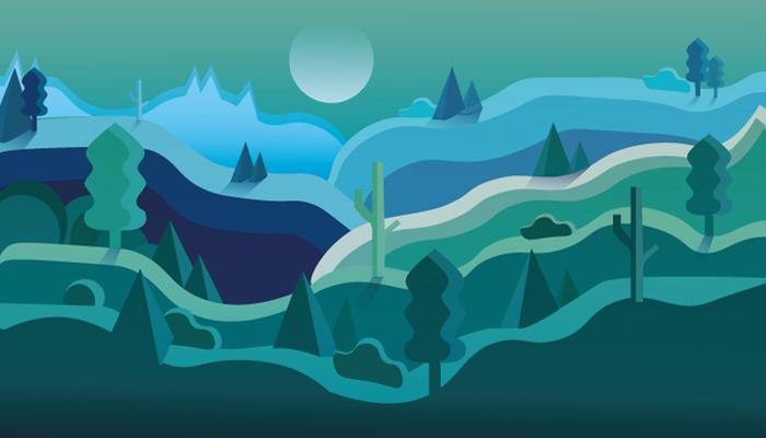 Forest landscapes
