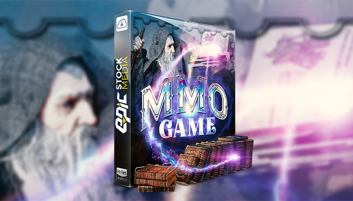 MMO Game Magic – Fantasy Game Sound Effects Library