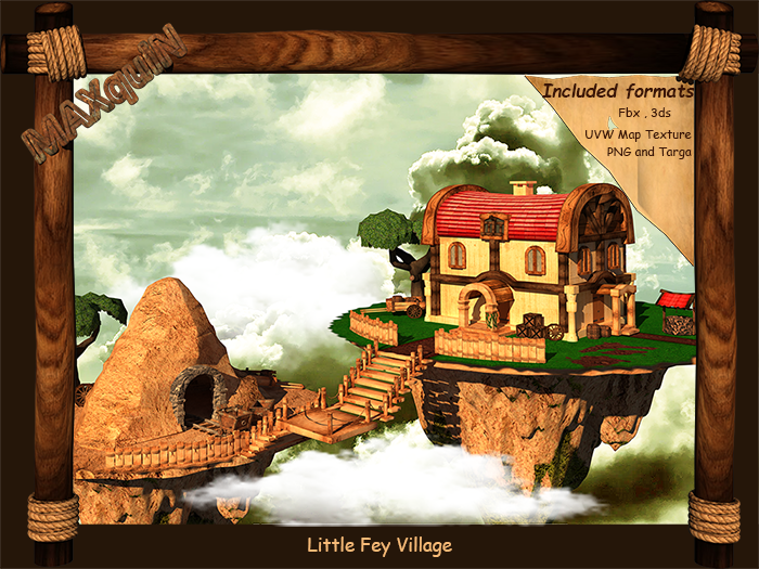 Little Fey Village