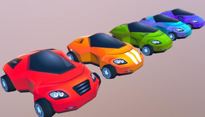 Arena cars